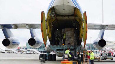 Sanidad paga 35 millones en vuelos desde China para traer material anti-Covid