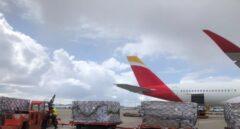 El precio del 'corredor aéreo' sanitario con China: hasta 1,2 millones por un vuelo