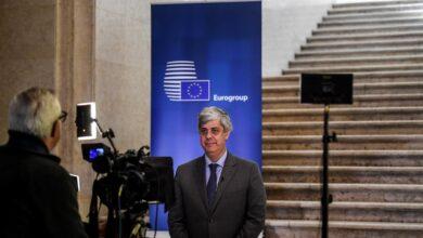 El Eurogrupo logra un acuerdo para movilizar 500.000 millones en préstamos como respuesta al coronavirus