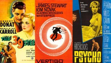 De 'Psicosis' a 'Rebeca': las ocho mejores películas de la filmografía de Hitchcock