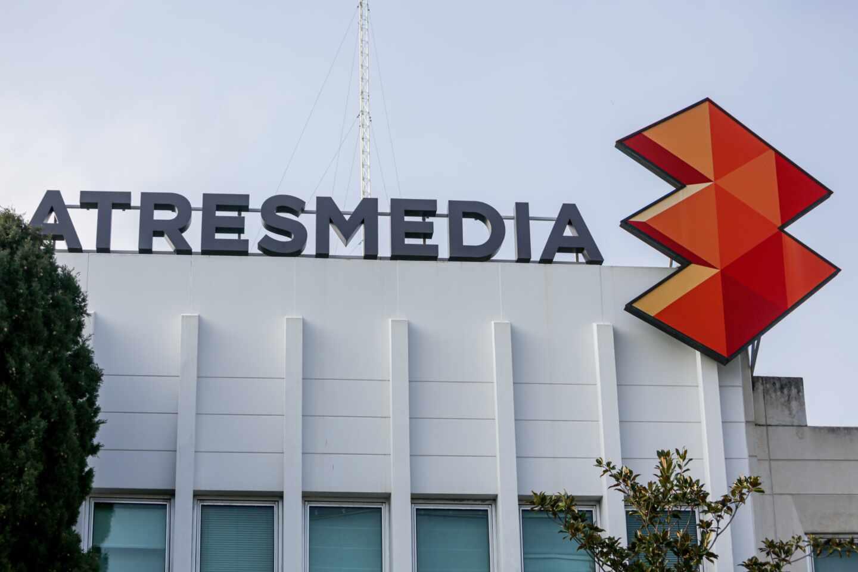 Vista de la sede de Atresmedia.