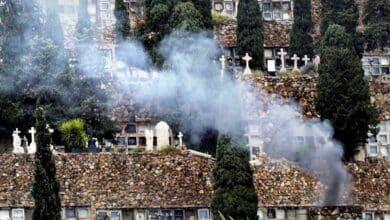 Barcelona puede negar cremaciones a partir del miércoles por el colapso del sistema