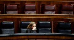 Los lugartenientes de Iglesias, en tromba contra Calviño por la batalla de los alquileres