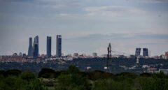 Calima y 41 grados: esto es lo que está pasando con el cielo de Madrid