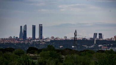 Calima y más de 40 grados: esto es lo que está pasando con el cielo de Madrid