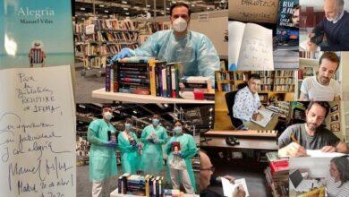 Planeta donará un centenar de libros a la biblioteca 'Resisitiré' del Hospital de IFEMA