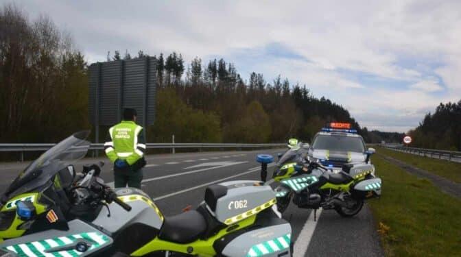 """Guardias civiles denuncian """"opacidad"""" en el traspaso de Tráfico a Navarra"""