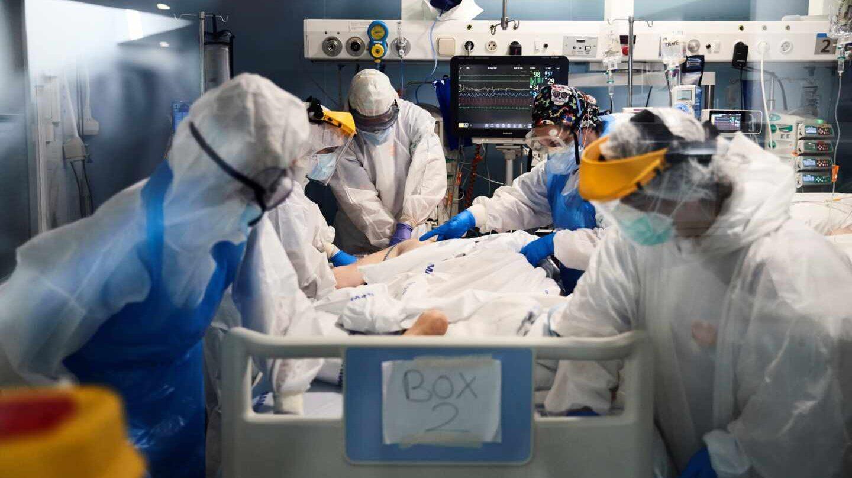 Una oleada de enfermos graves ocultos por el coronavirus amenaza ...