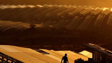 España pone en marcha la mayor planta de energía fotovoltaica de Europa en plena crisis