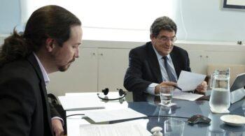 Podemos no ha puesto ni una objeción interna a la reforma de pensiones de Escrivá