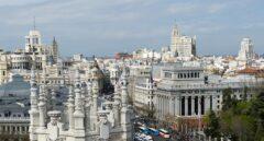 La contaminación por NO2 en Madrid cae un 61%, dejándola en mínimos históricos
