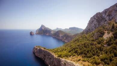 Fallecen dos escaladores al caer al mar en la costa de Mallorca