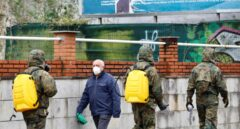 Muere por coronavirus un cabo del Ejército de 46 años