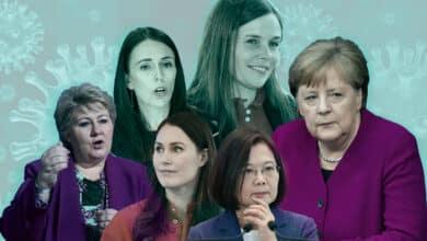 El liderazgo femenino sabe cómo tratar el coronavirus con más éxito