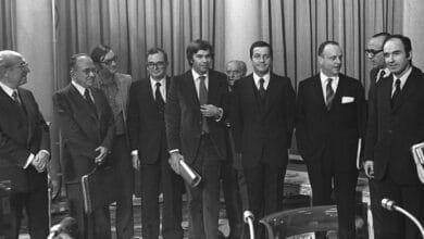 Reeditar los Pactos de La Moncloa, un objetivo imposible a día de hoy
