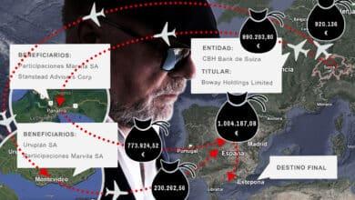 Villarejo repatrió desde Panamá y Uruguay un millón del dinero cobrado a los guineanos
