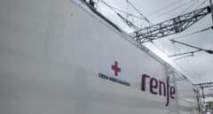 Renfe desmonta los 'trenes-hospital' que diseñó de urgencia en lo peor de la epidemia
