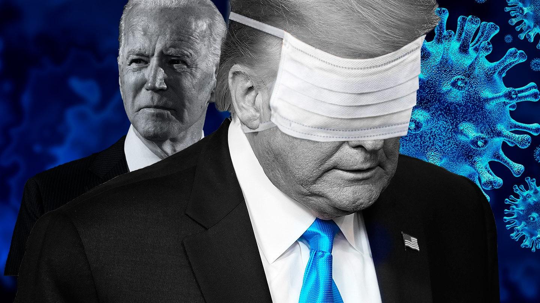 Coronavirus: la guerra inesperada de Donald Trump