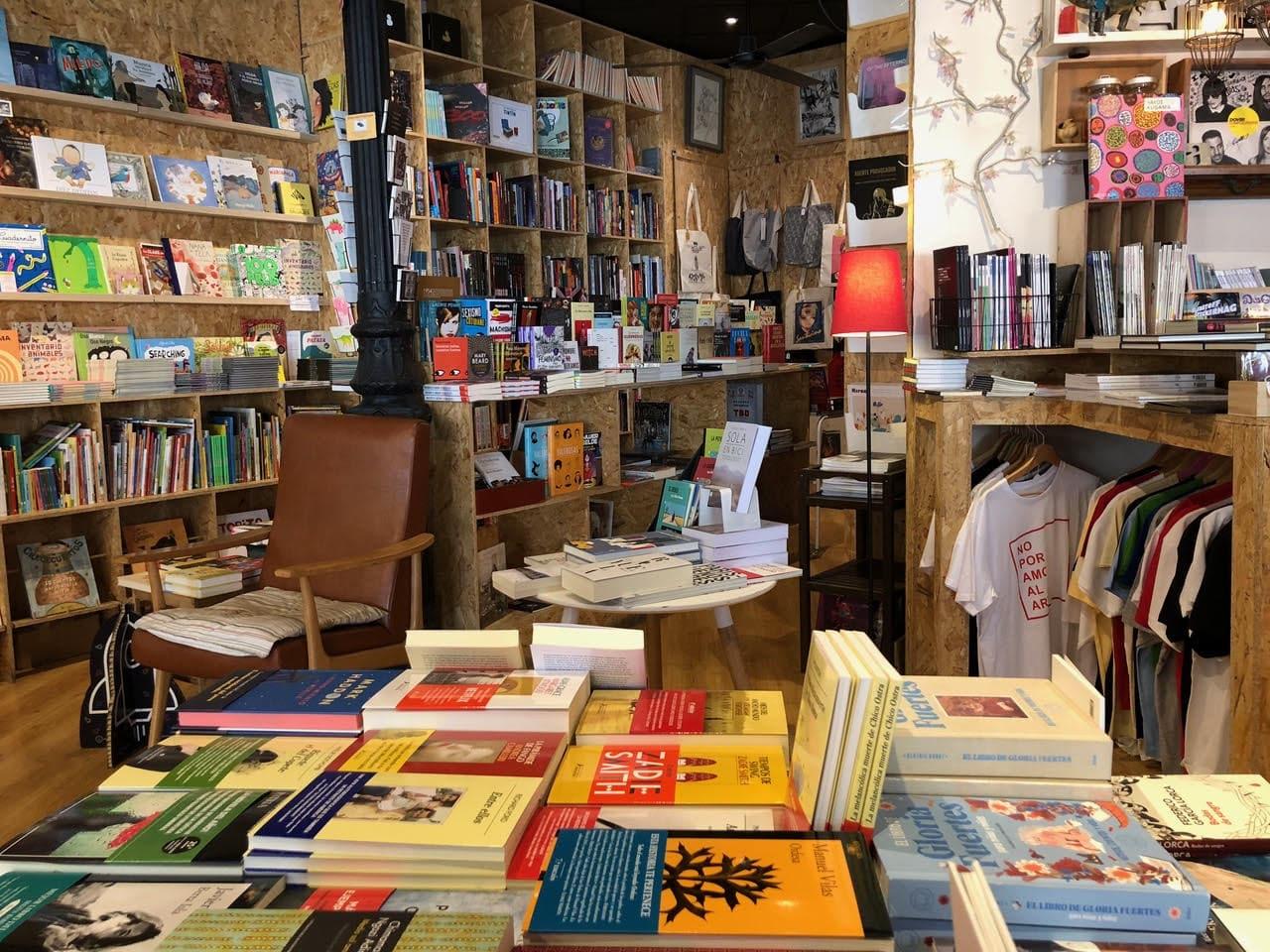 Así sobreviven las librerías de barrio al confinamiento