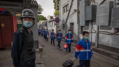La segunda vuelta al 'cole': China recupera la normalidad