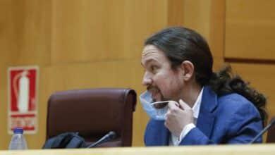 Iglesias vuelve a arremeter contra Díaz Ayuso por los menús infantiles