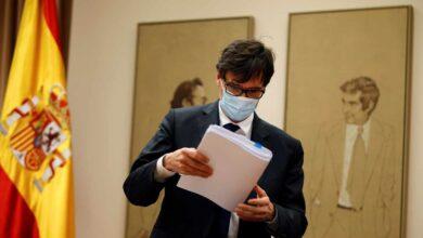 Sanidad quiere pactar también con el PP el decreto que sustituirá al estado de alarma