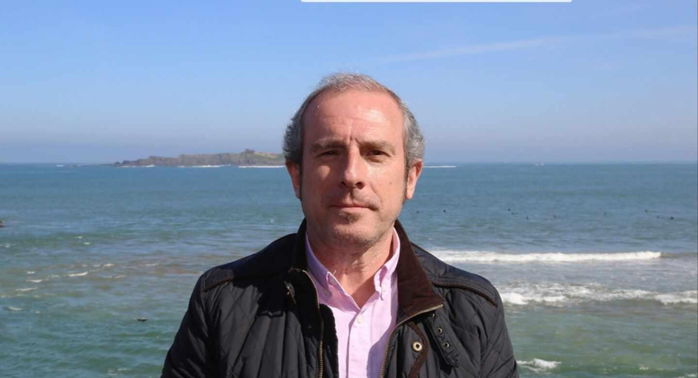 El director de Emergencias de la Consejería de Salud, Jon Sánchez.