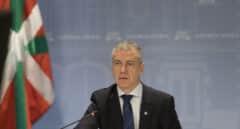 """Urkullu ve """"un Estado de alarma disfrazado"""" tras el acuerdo entre Sanidad y Madrid"""