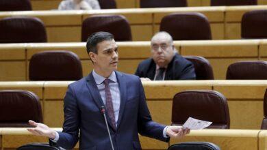 """Máxima tensión entre PP y PSOE antes de votar la prórroga: """"Ponga un bozal a los Echenique de turno"""""""