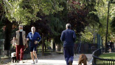 Madrid reabre parques pequeños y mantiene cerrados 19 grandes