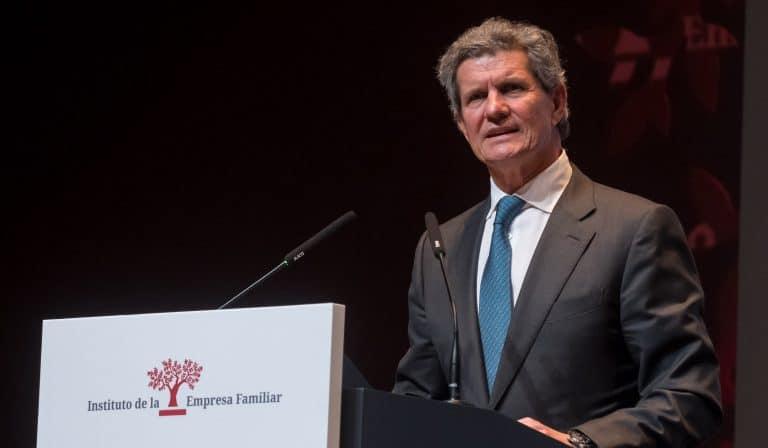 El presidente del Instituto de la Empresa Familiar (IEF), Francisco J. Riberas.
