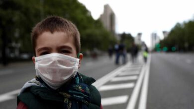 Madrid modifica el horario de salidas de los niños
