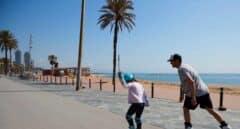 Cielos despejados en toda España y temperaturas muy altas en el sur de la vertiente atlántica
