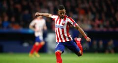 Renan Lodi, jugador del Atlético de Madrid, da positivo por coronavirus