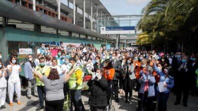 La Delegación del Gobierno en Madrid investigará el acto masivo de Ifema