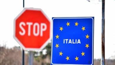 Italia reabrirá sus fronteras el 3 de junio sin necesidad de cuarentenas