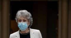 TVE relega a su aplicación móvil la misa en La Almudena por los fallecidos por coronavirus
