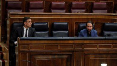 """Iglesias protestará en el Consejo de Ministros por la """"huida"""" del Rey emérito"""
