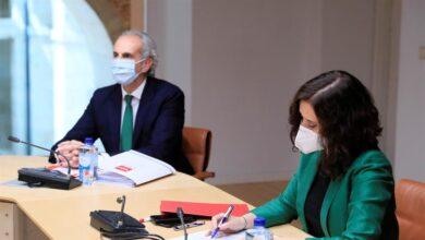 """Ayuso mantendrá el recurso contra el Gobierno por las """"dudas"""" con los informes técnicos de Sanidad"""