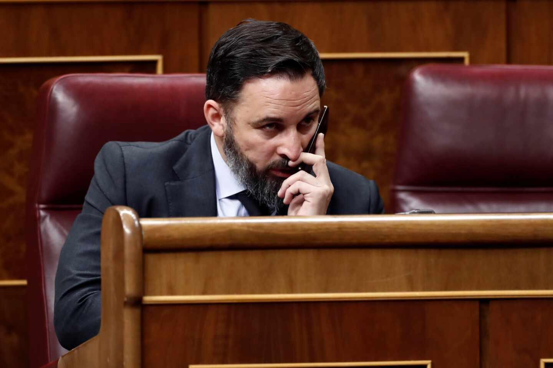 """Abascal define a Sánchez como un """"Napoleón con ínfulas"""""""