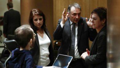 Alianza de izquierdas: amor en Madrid, abismo en Euskadi