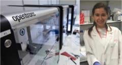 Rocío Martínez, la investigadora del King's College tras los superrobots de los test masivos