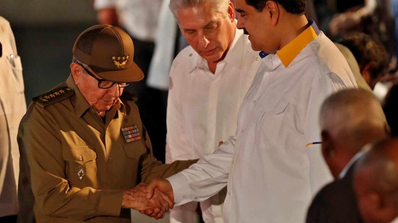 Cuba dirigentes
