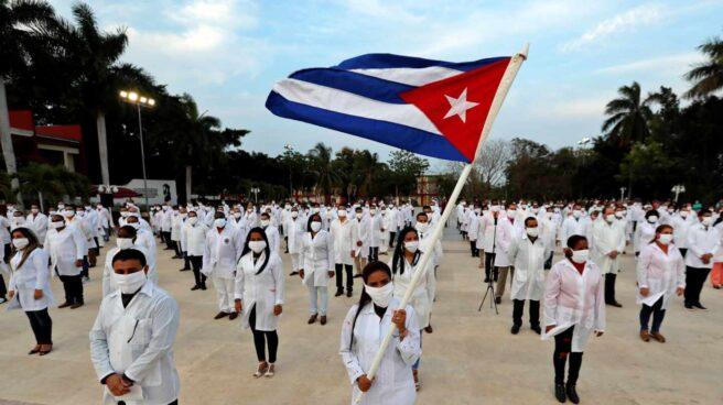 Cuba coronavirus médicos