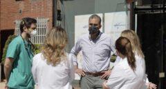 Ortega Smith recibe el alta tras 12 días ingresado por las secuelas del coronavirus