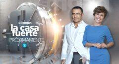'La casa fuerte': un reality 'improvisado' por Telecinco con polémicas parejas de famosos
