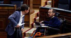 "Echenique dice que seguir a Pablo Iglesias es ""un imperativo histórico"""