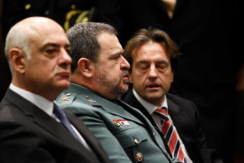 El BOE publica los nombramientos del número 2 y 3 de la Guardia Civil tras el 'golpe' de Marlaska