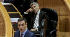 """""""Preocupación"""" en el Gobierno ante la crisis desatada por Marlaska en la Guardia Civil"""