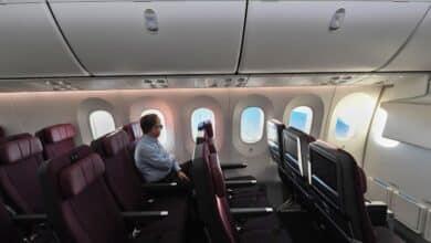 La UE no obliga a las aerolíneas a dejar asientos vacíos para mantener la distancia